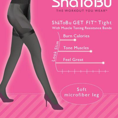 ShaToBu Shaping Tights Have Shapewear Built In