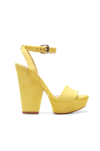 Bright Shoes To Welcome Spring