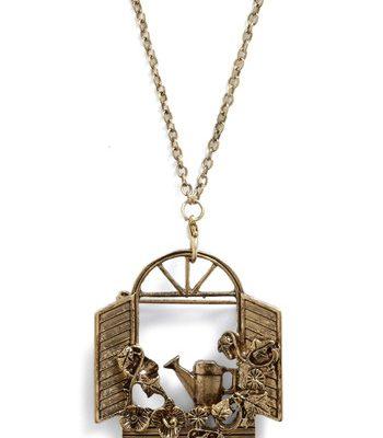 5 Spring Necklaces Under $30