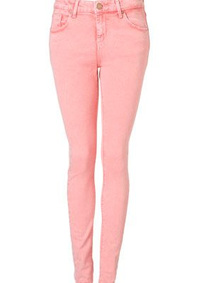 Spring Fashion Trend: Colored Jeans