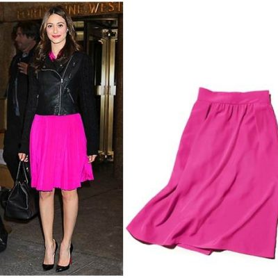 The Look For Less: Emmy Rossum