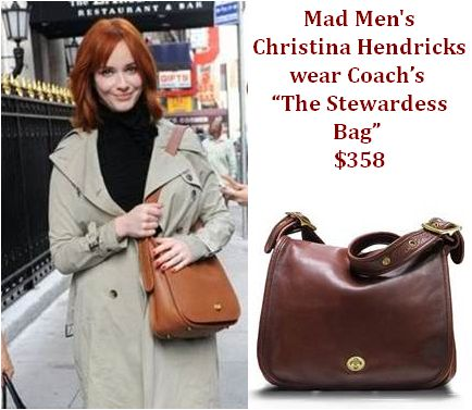 The Look For Less: Christina Hendricks from Mad Men