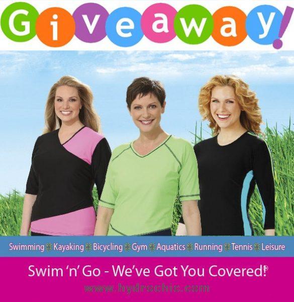 HydroChic Swim & Sport Activewear GIVEAWAY!