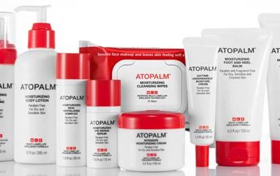 Atopalm Now Available at Target.com