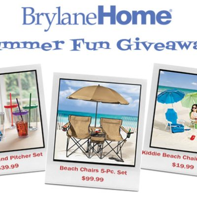 BrylaneHome Summer of Fun Giveaway!