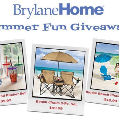 BrylaneHome Summer of Fun Giveaway!