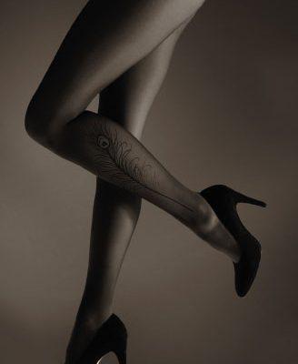 Trend Alert: Tattoo Nylons Tights