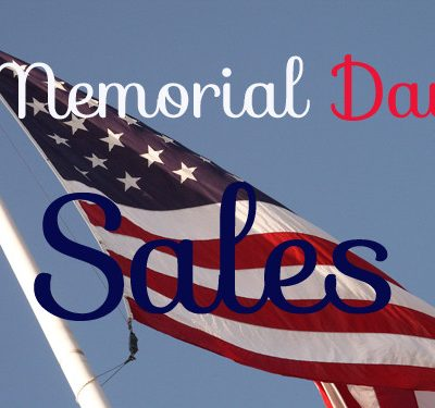 BEST Memorial Day Weekend Sales & Coupon Codes!