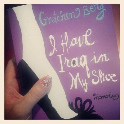 New Book – I Have Iraq In My Shoe: Misadventures of a Soldier of Fashion