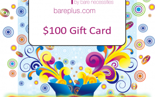bare plus gift card graphic
