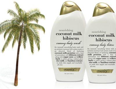Summer Must-Have: Organix Coconut Milk Hibiscus Collection