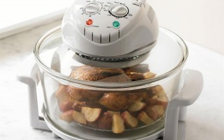 The Fashionable Multifunctional Halogen Oven