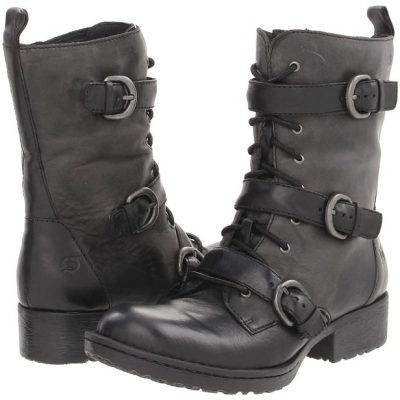 Fall Must-Have: Born Marxia Motorcycle Boots