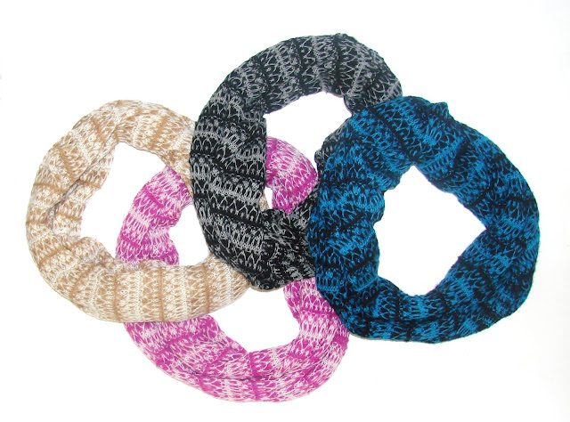 Fall Must-Have: FRAAS Fairisle Infinity Scarves