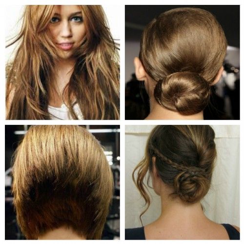 Surprising Fall Winter Hairstyles To Try This Year The Fashionable Housewife Short Hairstyles Gunalazisus