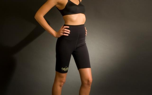 Bio Ceramic Anti-Cellulite Shorts Make Inches Disappear!