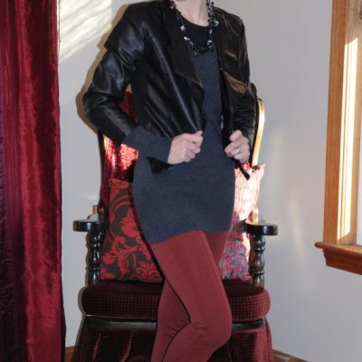 Today's Outfit: TJ Maxx Score Outfit #1