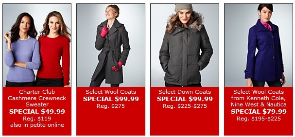 macys womens black friday sale