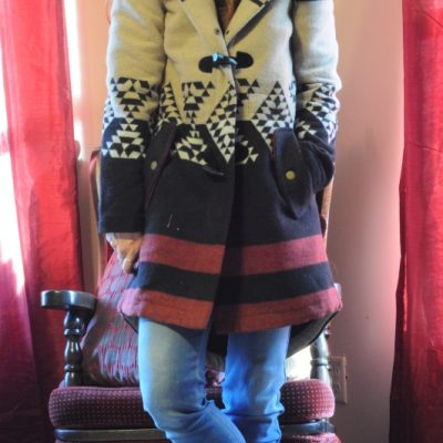 Day 1 of 12 Days of Style –  BB Dakota Coat
