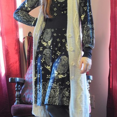 Day 11 of 12 Days of Style – Angie Boho Dress