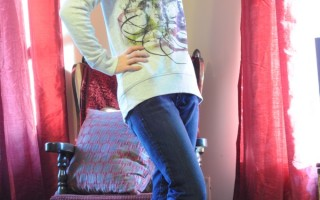 Day 3 of 12 Days of Style – Proenza Schouler Sweatshirt