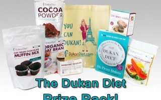 Day 2 – Dukan Diet Prize Pack Giveaway (Priceless!)