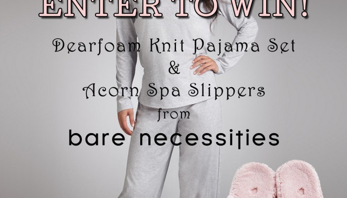 Day 5 – Pajama Set from BareNecessities.com ($84)