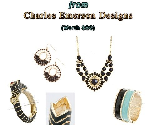 Day 3 – Charles Emerson Jewelry Collection ($86)
