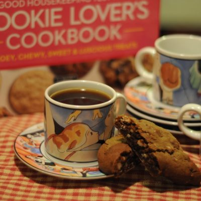 Cookie Lover's Cookbook – Hermits Recipe Review