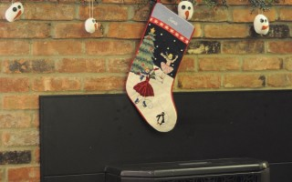 The Stockings Were Hung By The Chimney…