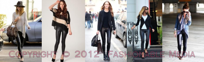 Affordable Leather Leggings For Under $100