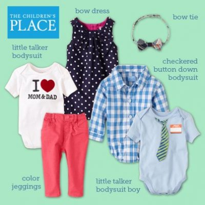 Enter our $25 Gift Card Giveaway for Children's Place!- CONTEST CLOSED