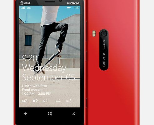 AT&T Nokia Lumia 920 Phone Review