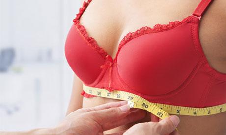 proper bra fit