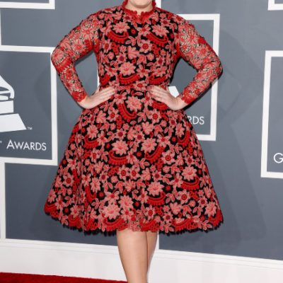 What Not To Wear from The 2013 Grammy Awards