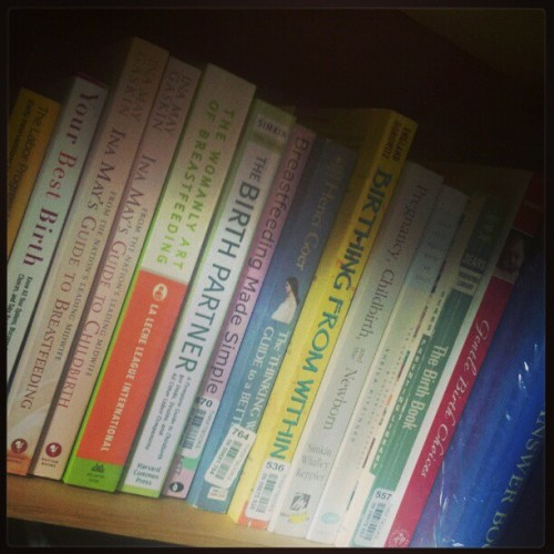 doula books