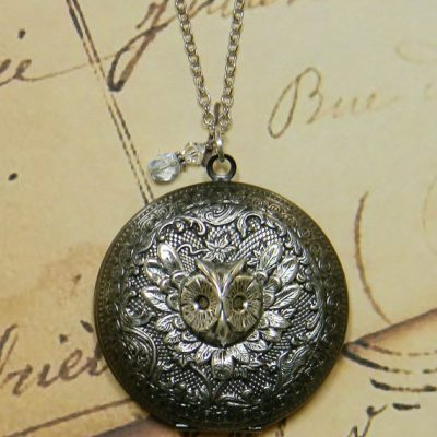 Secret Garden Notes Lockets Giveaway