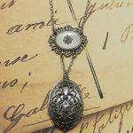 antique locket