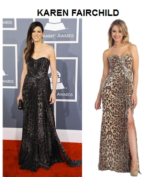 2013 Grammy Awards Celebrity Styles for Less