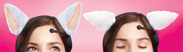 Gift Idea: Necomimi Brainwave Cat Ears