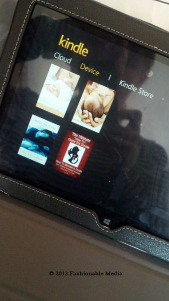 kindle app for windows 8
