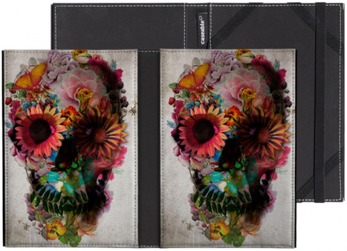 SKULL TABLET CASE