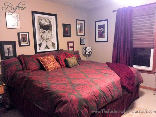 dress up the season spring bedroom makeover the