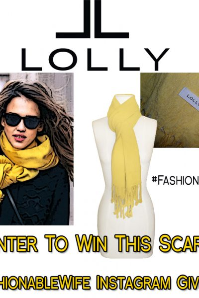 lolly scarf