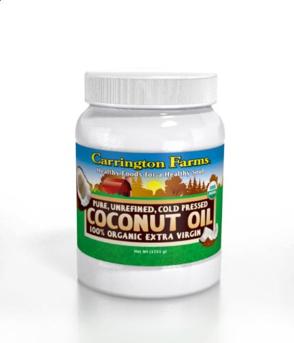 raw coconut oil
