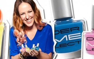 Dermelect Me Fearless Beauty Polish Collection