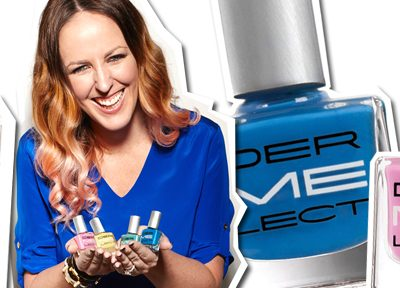 Enter To Win Dermelect ME Fearless Beauty Nail Polish Collection