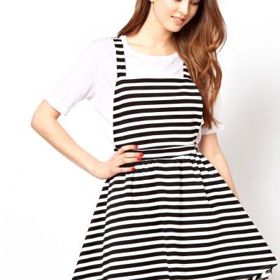 Spring Fashion Trend Alert: Pinafore Dresses