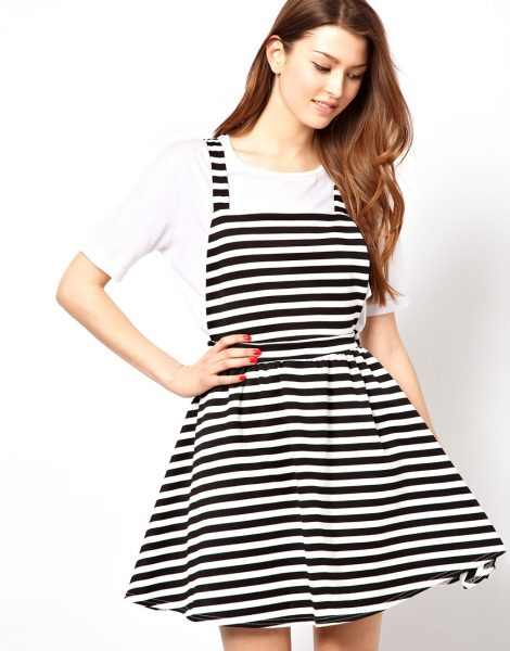 Spring Fashion Trend Alert: Pinafore Dresses