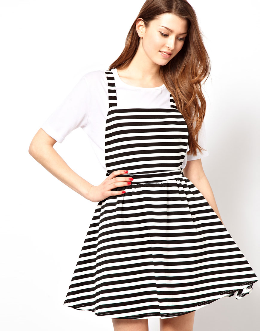 Pinafore Dress 1